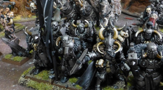 Warhammer Armies – Warriors of Chaos