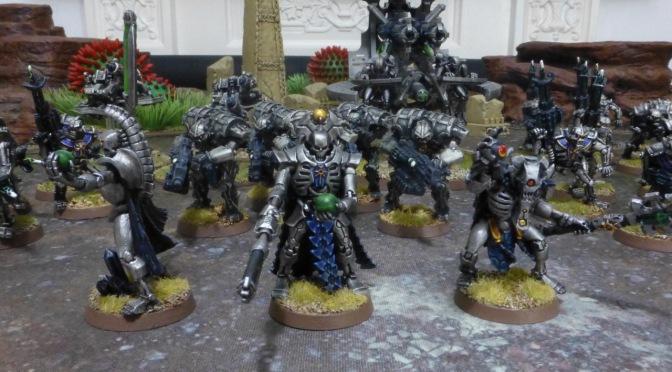 Warhammer 40k Armies – Necrons