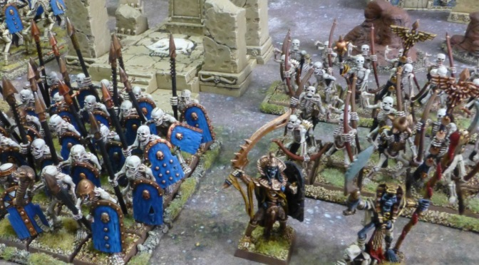 Warhammer Armies – Tomb Kings